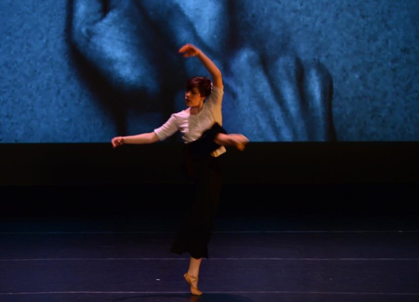 Jane Rabinovitz - Gin Dance Company