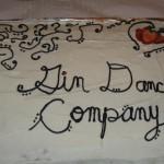 Delicious GDC Celebration Cake!!