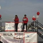 Event host from WUSA9 anchors Andrea Roane and Monika Samtani! — at National Harbor.