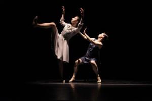 'Dear Mr. Cooper' Choreographed by Shu-Chen Cuff Photo by Paul Emerson