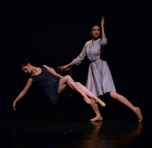 Choreographed by Shu-Chen Cuff Photo by Ruth Judson