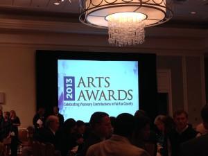 The Arts Council of Fairfax County 2013 Arts Awards