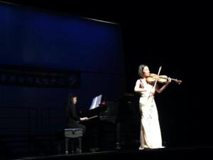 Violist Hsin-Yun Huang and Pianist Yi-Fang Huang