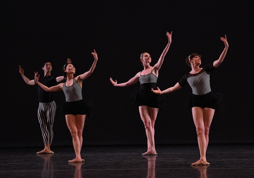 Gin Dance Company - 'That's Mozart'