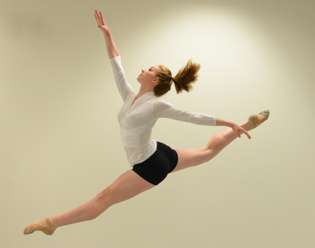 Alison Grant Jump - Gin Dance Company