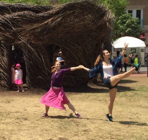 'Six Degrees' at the Northern Virginia Fine Arts Festival