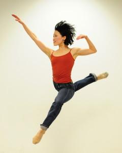 Shu-Chen Cuff - Gin Dance Company - Chasing Horizons