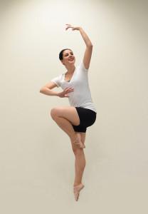 Julia Hellmich - Gin Dance Company