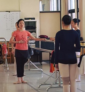 Shu-Chen Teaching in Chiayi, Taiwan
