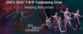 GDC's 2020 '7-8-9' Fundraising Drive – Together, keeping the curtain up!