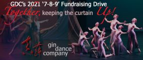 GDC's 2021 '7-8-9' Fundraising Drive – Together, keeping the curtain up!