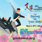 GDC Presents Spring in Your Step at the Atlas INTERSECTIONS Festival