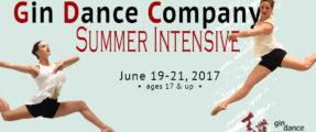 2017 Summer Intensive