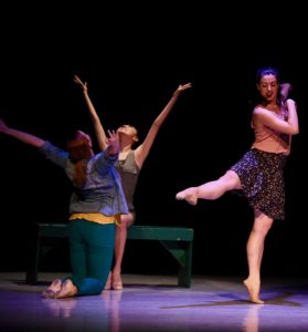 Gin Dance Company is Seeking Male and Female Dancers!! Audition